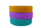 1 inch embossed wristband